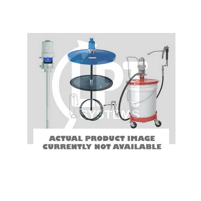 Model 1212A 60:1 stationary grease pump for 400 lb. drum - National Spencer/Zeeline
